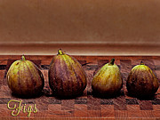 Figs Prints - Figs  Print by Kate  Walter