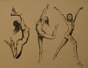 Tim Brandt - Figure Motion Study 2