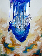 Baptism Paintings - Fill My Heart by McKayla Wixom