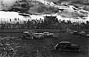 Richard Conte Art - Film noir Robert Siodmak richard conte cry of the city 1948 1 demolition derby tucson arizona 1968 by David Lee Guss