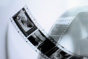 Slide Photo Prints - Film strips Print by Tommy Hammarsten
