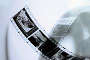Film Strips Print by Tommy Hammarsten