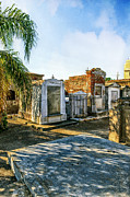 St Charles Avenue Photos - Final Resting Place by Sennie Pierson