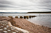 New Britain Framed Prints - Findhorn Bay Framed Print by Tom Gowanlock