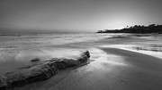 Finding Serenity Bw Print by Michael Ver Sprill