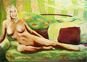 G Linsenmayer - Fine Art Female Nude...