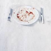 Spaghetti Photos - Finished Plate by Joana Kruse