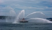Chaline Ouellet - Fire boat