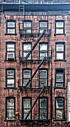 Escape Photo Originals - Fire Escape by Joe Taylor