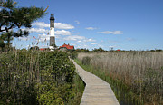 Bob Savage - Fire Island Lighthouse...