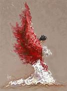 Fire Print by Karina Llergo Salto
