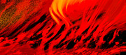 Fire Images Digital Art - Fire of Imagination by Kellice Swaggerty