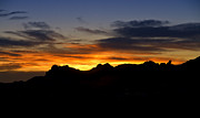 The Superstitions Photos - Fire on the Mountain  by Saija  Lehtonen