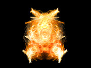 Just For Fun - Foxfire Series - Fire Pig by R Thomas Brass