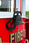Fireboat Photos - Fireboat Bell by Tommy Anderson