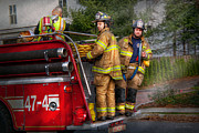 Truck Photos - Firefighting - Only you can prevent fires by Mike Savad