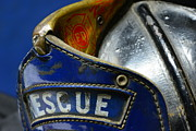 Fireman Rescue Print by Paul Ward