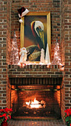 Cynthia Guinn - Fireplace Christmas