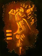 Firesign Print by Sarai Rosario