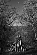 Pekka Sammallahti - Firewood and the Moon