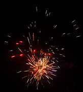 Firework 1 Print by David Nace