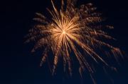 Firework 2 Print by David Nace