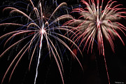 4th July Photos - Fireworks 2 by Andrew Nourse