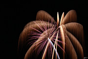 4th July Photos - Fireworks 8 by Andrew Nourse
