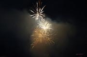 Mick Anderson - Fireworks at Boatnik Festival - Grants Pass