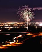 Kayta Kobayashi - Fireworks at Sugarhouse Park