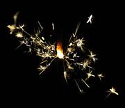 Fireworks Print by Octavian Scriuba