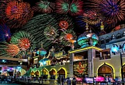 Nick Zelinsky - Fireworks over Atlantic City