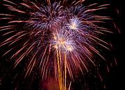 Fireworks Print by Philip Pound