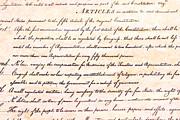 First Amendment  Print by Jim Pruitt
