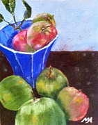 MaryAnne Ardito - First Apples