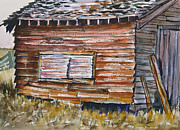 Lynne Haines - First Barn