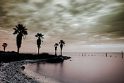 La Porte Framed Prints - First Cold Front in Seabrook Framed Print by Silvio Ligutti
