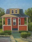 Jane Simonson - First Home
