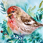 Red Finch Originals - First Noel by Beverley Harper Tinsley