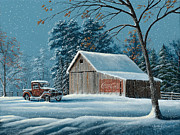 Gary Adams - First Snow