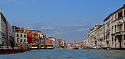 Kathy Ponce - First View of Venice