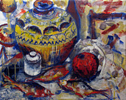 Vladimir Kezerashvili - Fish and pomegranade