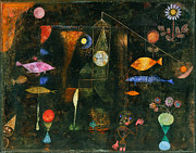 Paul Klee - Fish Magic by Paul Klee