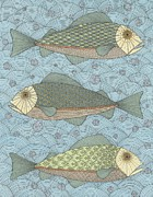 Pamela Schiermeyer - Fish Patterns