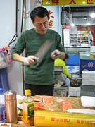 Alfred Ng - fish seller