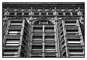 Fisher Building - 10.11.09_028 Print by Paul Hasara