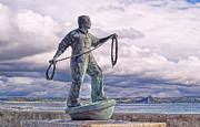 Chris Thaxter - Fisherman Memorial Newlyn