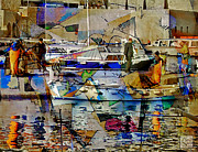 Ante Barisic - Fishermen of Dubrovnik