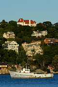 Sausalito Metal Prints - Fishers of Men Metal Print by AJ Flores
