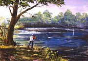 Carole Powell - Fishin